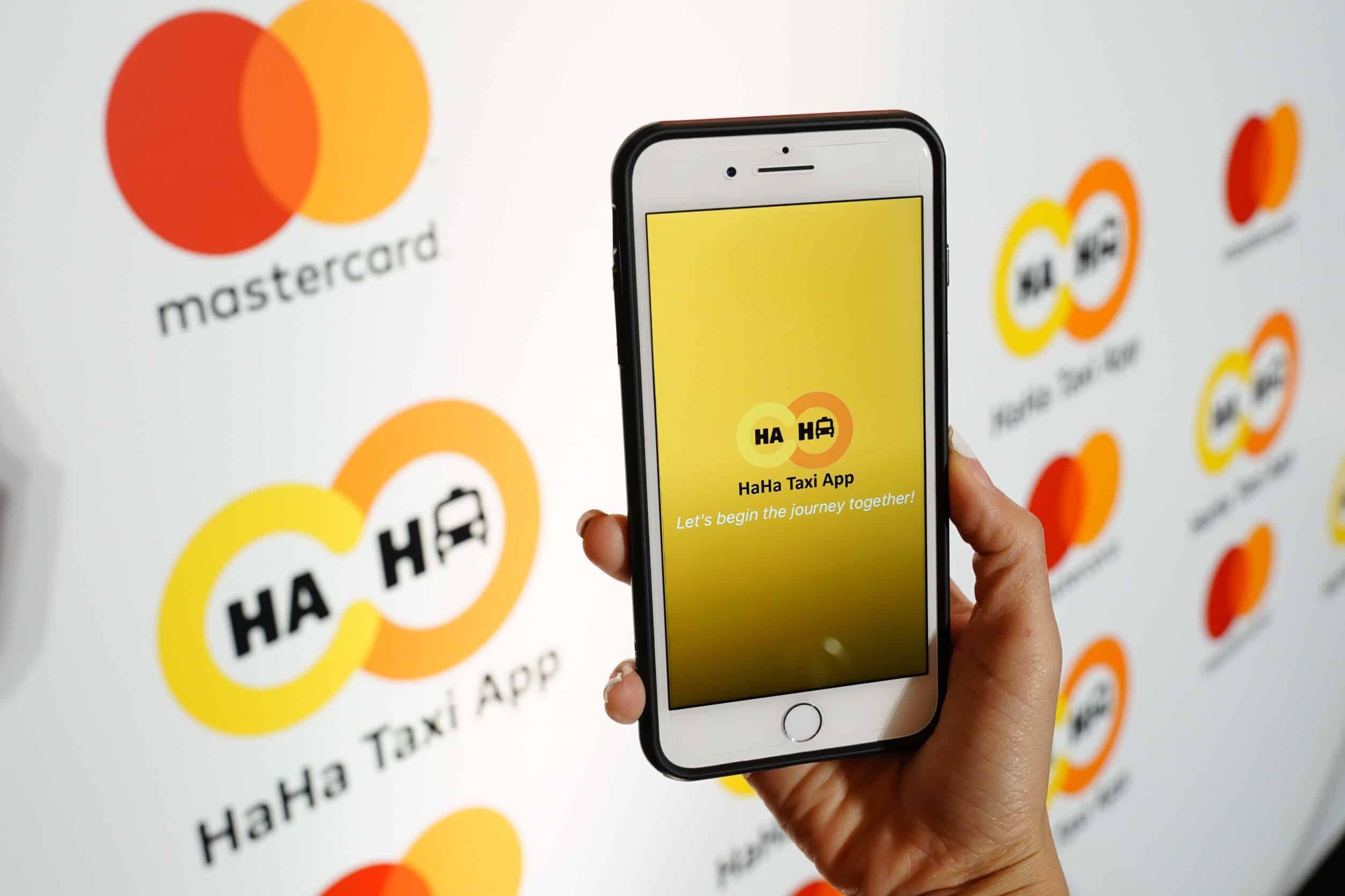 HaHa Taxi App - เปิดตัว HaHa Taxi App ทางเลือกใหม่สำหรับผู้โดยสาร เพื่อแท็กซี่กรุงเทพฯ ยุคใหม่ ปลอดภัย จ่ายเงินง่าย ไร้เงินสด