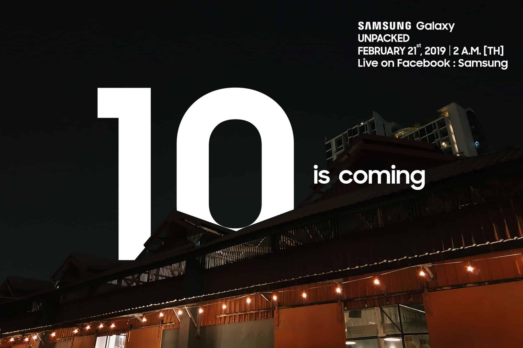 10 is coming 09 - ซัมซุงชวนแชร์ภาพติดแฮชแท็ก #10iscoming ลุ้นเข้าร่วมงานเปิดตัว Galaxy S10