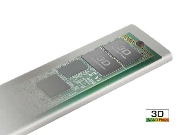 ESD250 3 - Transcend เปิดตัวไดรฟ์ ESD250C เป็น SSD แบบพกพารองรับ USB 3.1 Gen 2