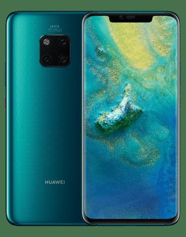 HUAWEI Mate 20 Pro Emerald Green - HUAWEI Mate 20 Pro ได้รับรางวัล สมาร์ทโฟนยอดเยี่ยม (Best Smartphone)