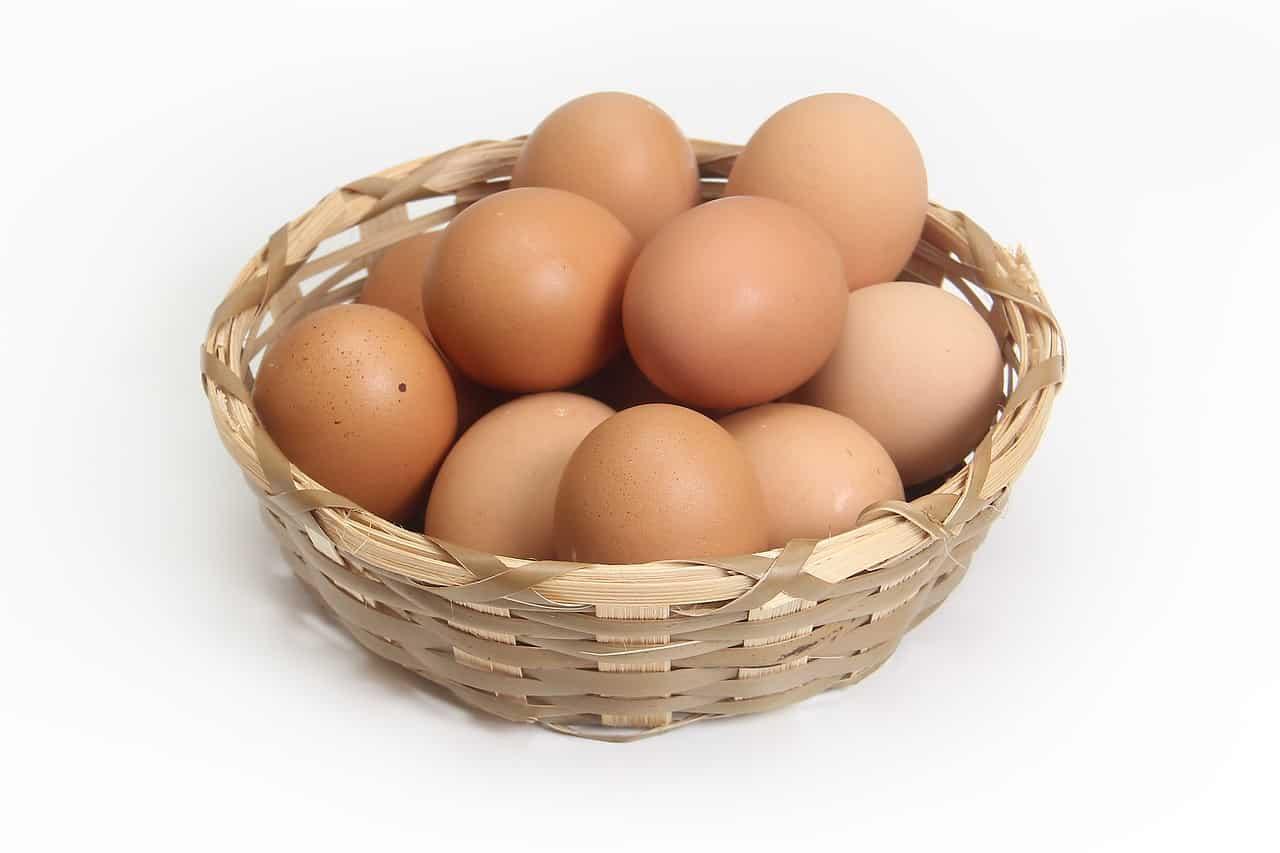 egg 1686641 1280 - แนะนำ 5 อาหารเช้าดีต่อสุขภาพ อร่อยได้ไม่ต้องอ้วน