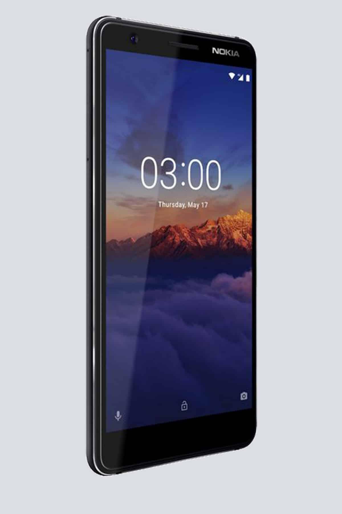 01 Nokia 3.1 - Nokia 3.1 อัพเกรดระบบปฏิบัติการ Android 9 Pie ได้แล้ววันนี้