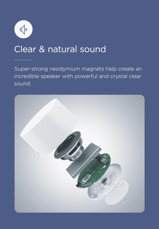 123008aa f890 4cbe ad90 58700cb1d5d0 - Mi Compact Bluetooth Speaker 2 ลำโพงบลูทูธเสียงดี ราคาแค่ 299 บาท