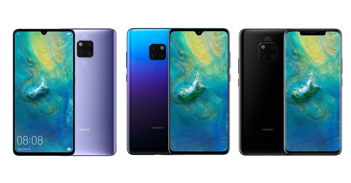 2019 03 12 17 14 09 - Huawei ส่งมอบ Mate 20 Series แล้วกว่า 10 ล้านเครื่อง