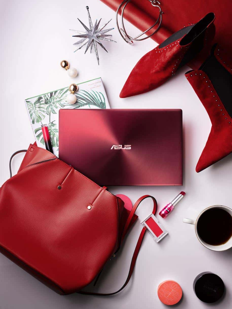 Burgundy Red 1 - ASUS วางขาย ZenBook 13 (UX333) สี Burgundy Red ราคาเริ่มต้น 29,990 บาท