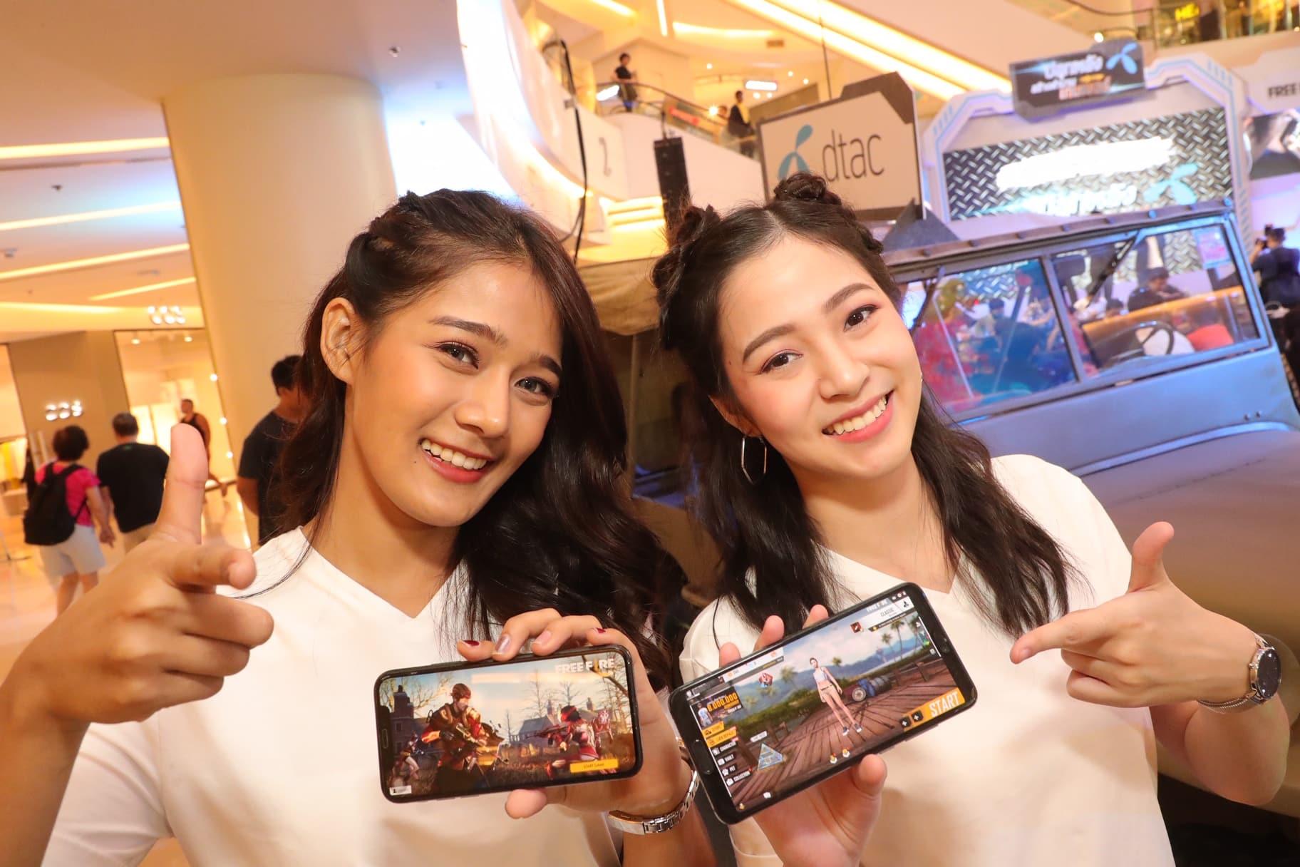 IMG 4694 - ดีแทค จับมือ การีนา จัดแข่งขัน Free Fire Thailand Championship 2019