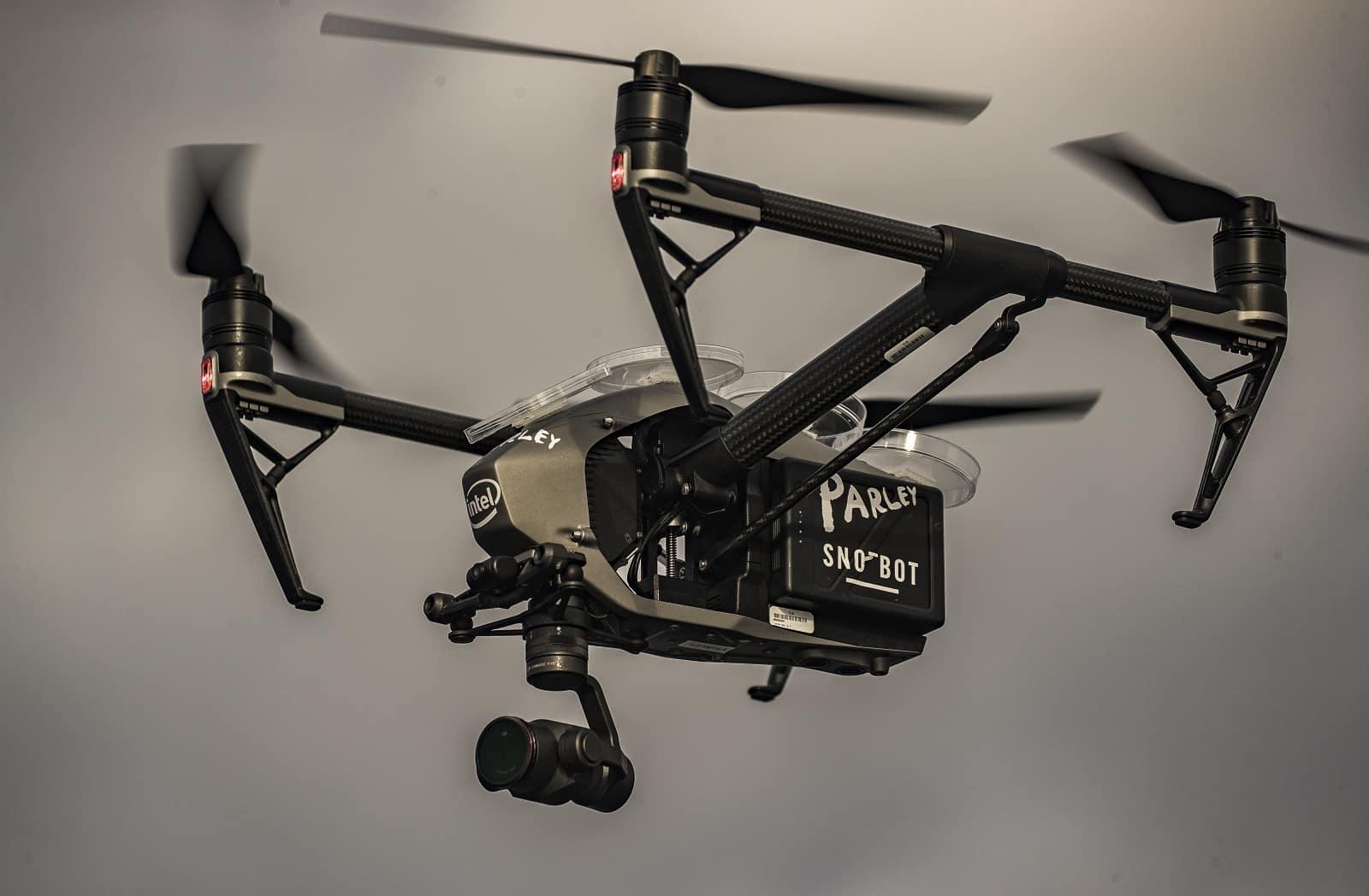 Intel SnotBot AI 7 resize - มารู้จักกับเทคโนโลยีที่จะช่วยรักษาสัตว์ป่าใกล้สูญพันธุ์