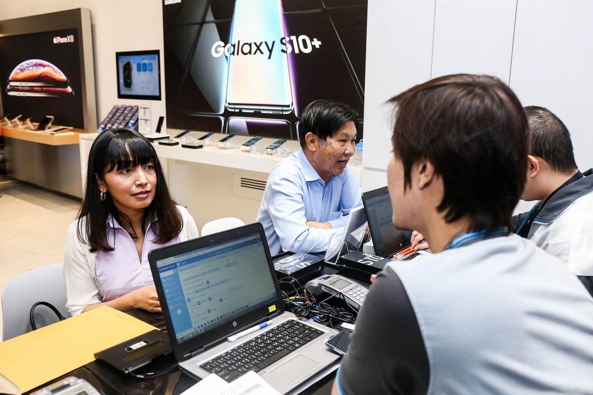 VVIP Samsung S10 4 - ลูกค้า dtac Blue member รับ Galaxy S10 / Galaxy S10+ กลุ่มแรกก่อนใครในไทย