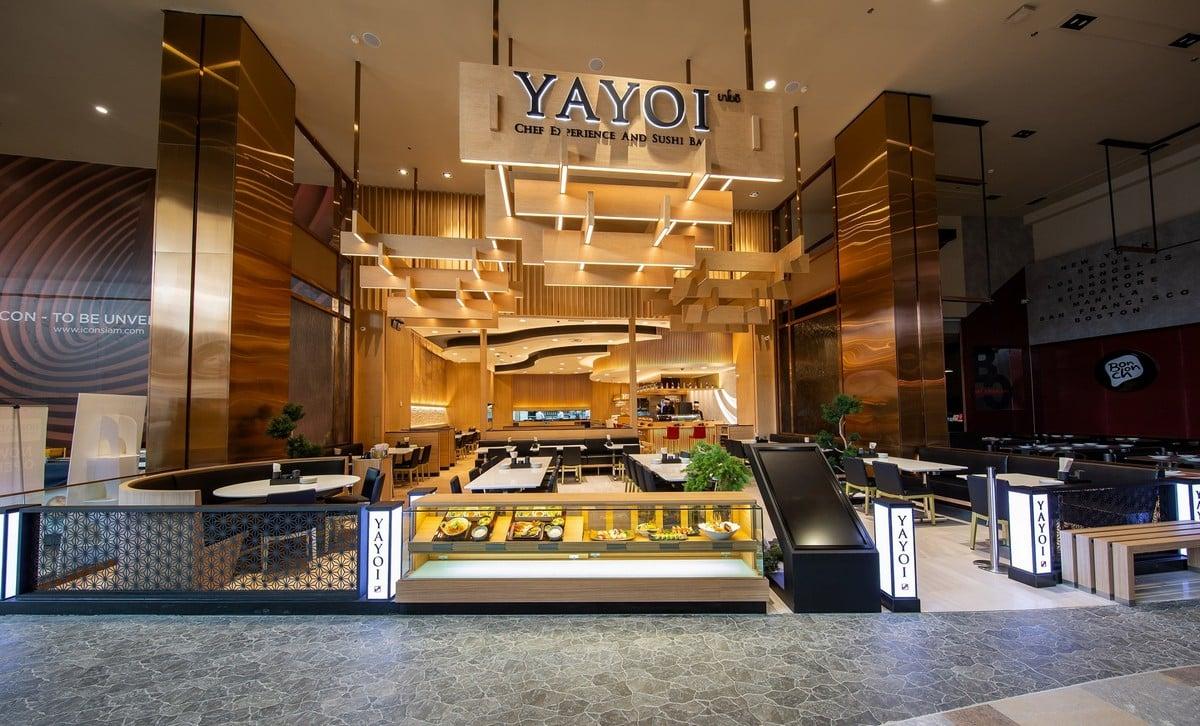 Yayoi 1 - Yayoi Chef Experience and Sushi Bar คอนเซ็ปต์สโตร์แห่งแรกที่ไอคอนสยาม