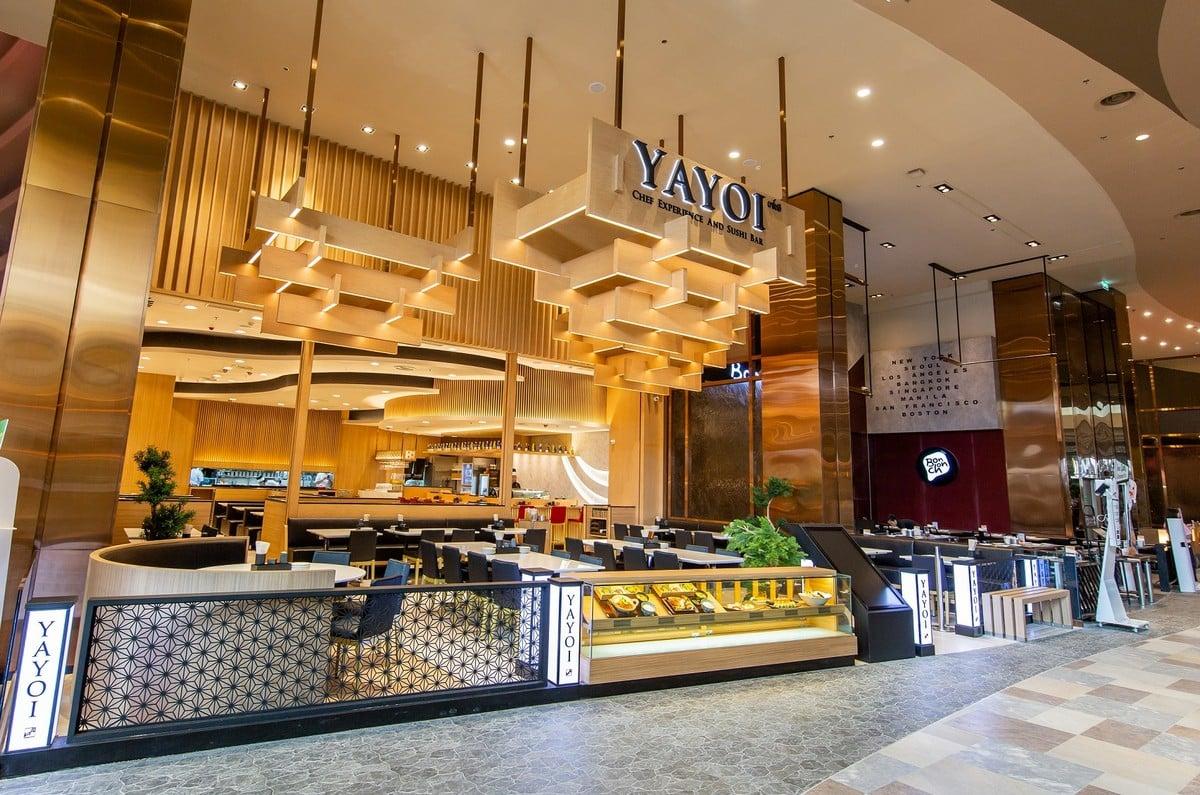 Yayoi 2 - Yayoi Chef Experience and Sushi Bar คอนเซ็ปต์สโตร์แห่งแรกที่ไอคอนสยาม