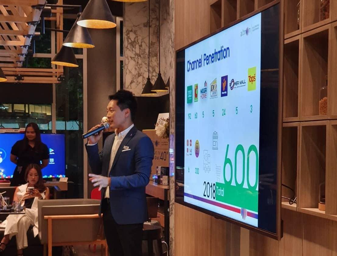 altron 00003 e1552644229158 - อัลทรอนเปิดตัว altron Smart TV ทีวีไทยคุณภาพที่คุ้มราคา