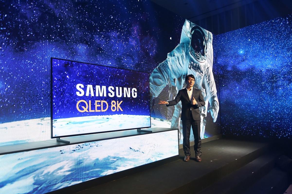 FG 10170 - เปิดตัว Samsung QLED 8K ทีวีความละเอียด 8K ราคา 1.9 แสน ถึง 2.9 ล้าน