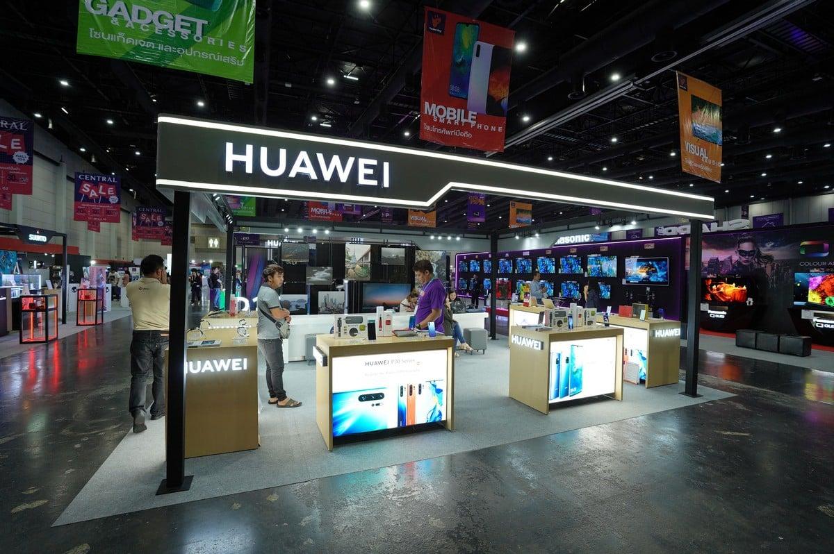 huawai - เพาเวอร์บายจัดงาน POWER BUY EXPO 2019 ที่ ไบเทค บางนา วันที่ 17-26 พฤษภาคม 2562