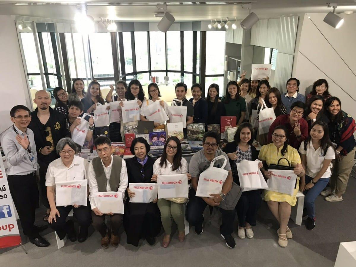 miw group premier 00015 - M.I.W. Group ร่วมออกบูธแสดงงานพิมพ์ ในงานอบรมบรรณาธิการรุ่นที่ 4