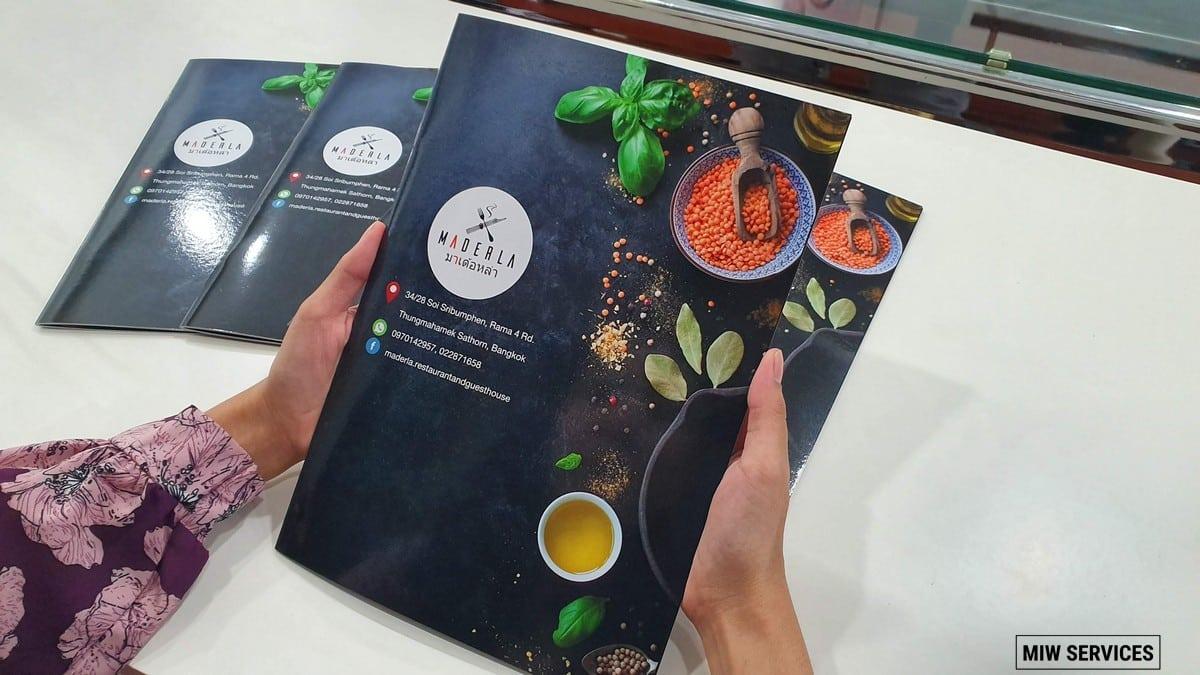 20190708 135842 - ตัวอย่างเมนูอาหารร้านมาเด้อหล่า (Maderla Thai Restuarant)