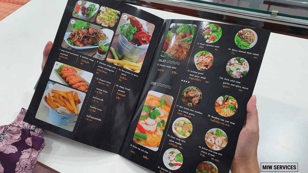 20190708 135909 - ตัวอย่างเมนูอาหารร้านมาเด้อหล่า (Maderla Thai Restuarant)