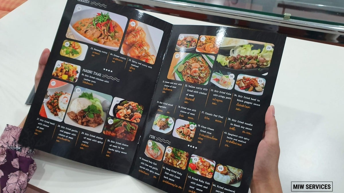 20190708 135916 - ตัวอย่างเมนูอาหารร้านมาเด้อหล่า (Maderla Thai Restuarant)