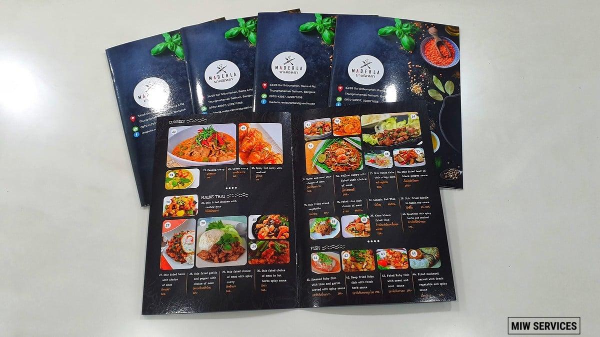 20190708 135954 01 - บริการ พิมพ์เมนูอาหาร ออกแบบเมนูอาหาร พิมพ์เมนูเครื่องดื่ม