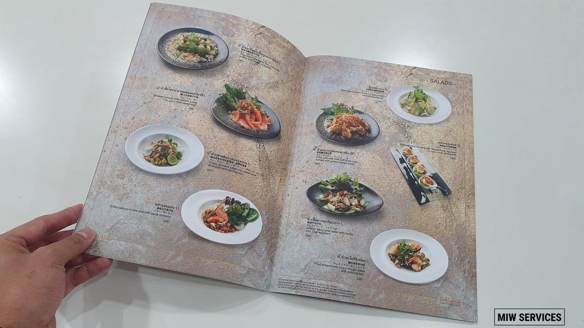 20190711 145514 - ตัวอย่างเมนูอาหารร้านภัทรา Patara Fine Thai Cuisine