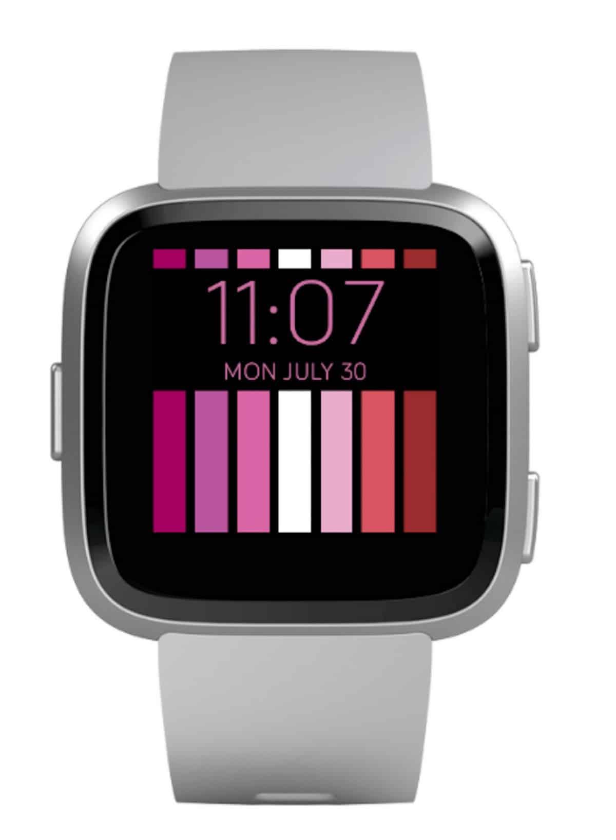Fitbit Fitforpride Clockface2 - #FitForPride ฟิตบิทเพิ่มหน้าปัด Pride เฉลิมฉลอง Pride Month ของชาว LGBT