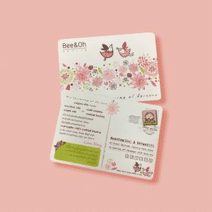 card 003 300x300 - บริการ พิมพ์การ์ดเชิญ พิมพ์การ์ดอวยพร พิมพ์การ์ดแต่งงาน ในลาดพร้าว กรุงเทพ