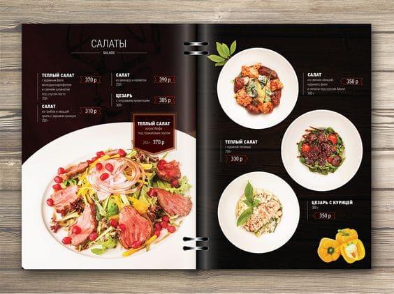 1 389fd894c8dcd255ce284124f1588ffc - แนะนำ 10 ตัวอย่างงานออกแบบเมนูอาหาร ที่จัดองค์ประกอบสวย ดีไซน์หรู