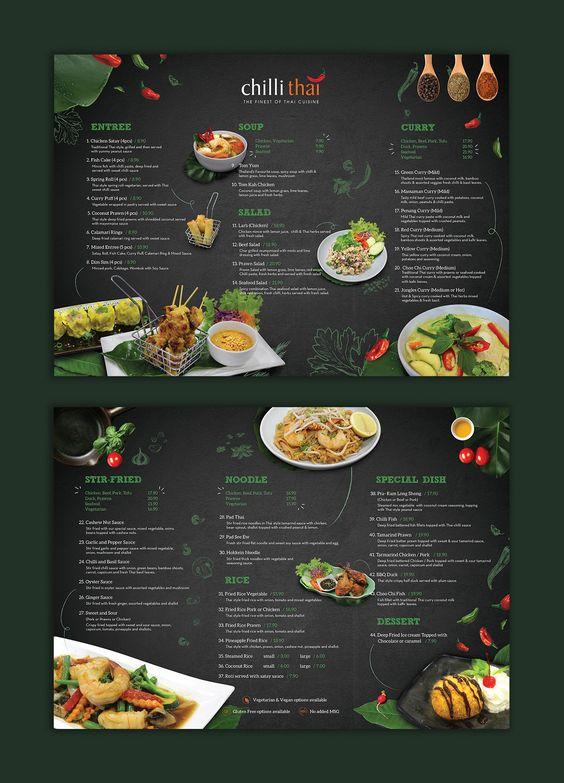 9 3d250bc17e581cf04477b6142d2ffb7a - แนะนำ 10 ตัวอย่างงานออกแบบเมนูอาหาร ที่จัดองค์ประกอบสวย ดีไซน์หรู