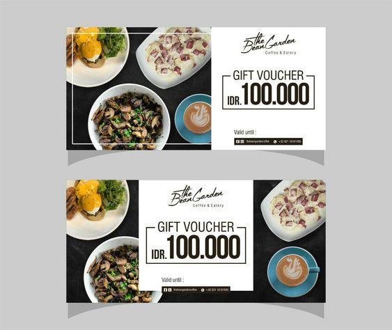 3 84a5a045217f99ba07546e8d9b1ee2bd - 10 ตัวอย่างงานออกแบบคูปองส่วนลดร้านอาหารแบบต่างๆ