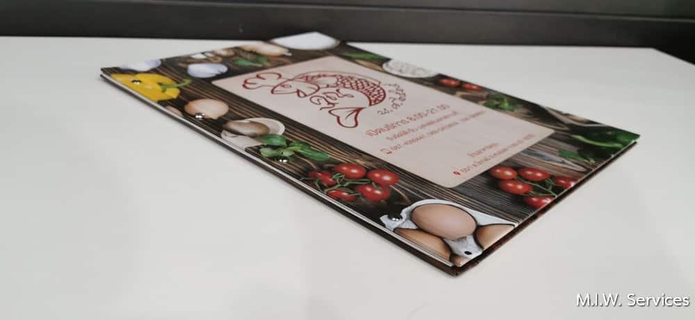 318842 - ตัวอย่างเมนูอาหารร้านอาหารคุณ (KHUN RESTAURANT)
