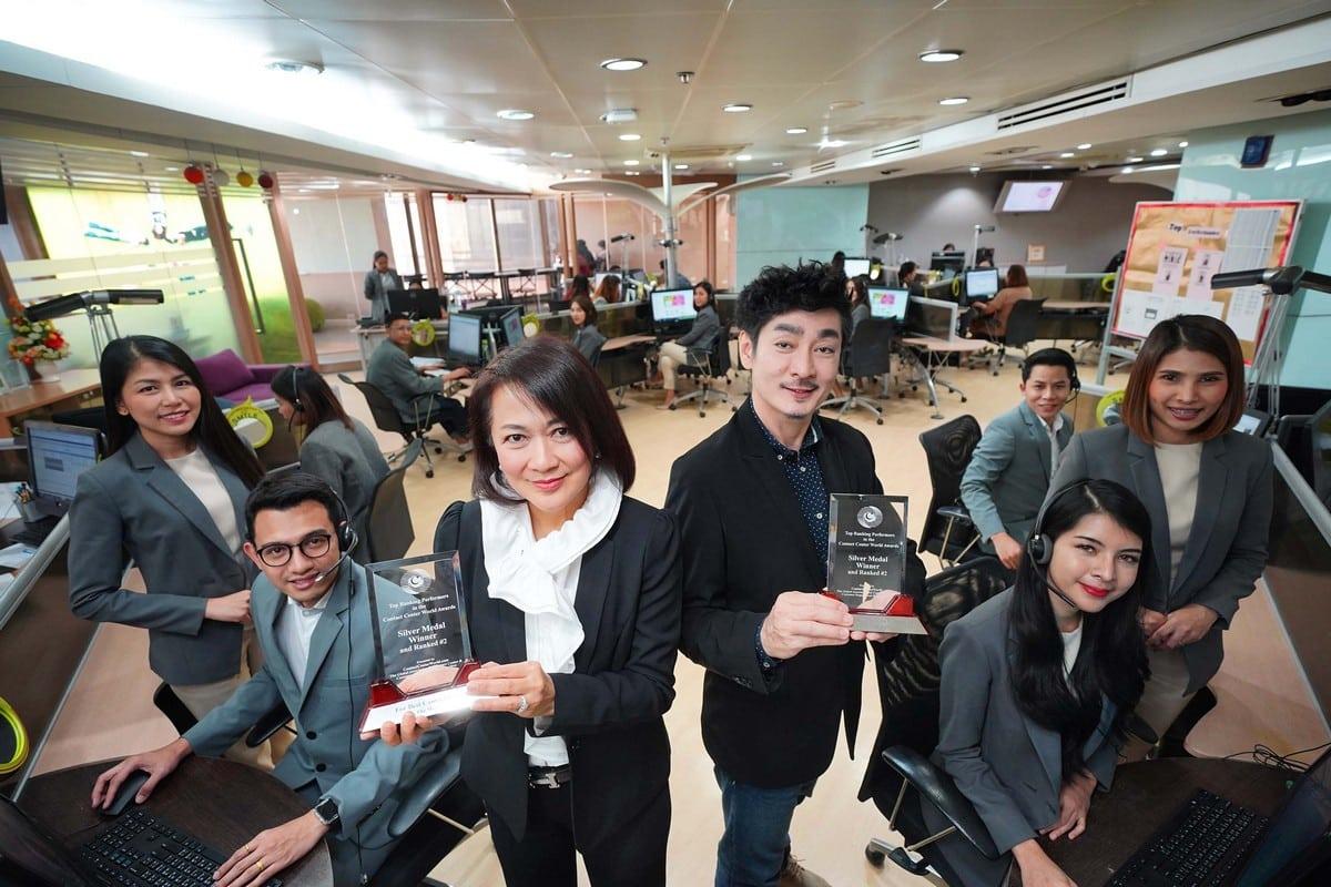 14th ANNUAL GLOBAL AWARDS 00002 - สมาคม Contact Center World ยกให้ AIS Contact Center คว้า 2 รางวัลระ ดับโลก