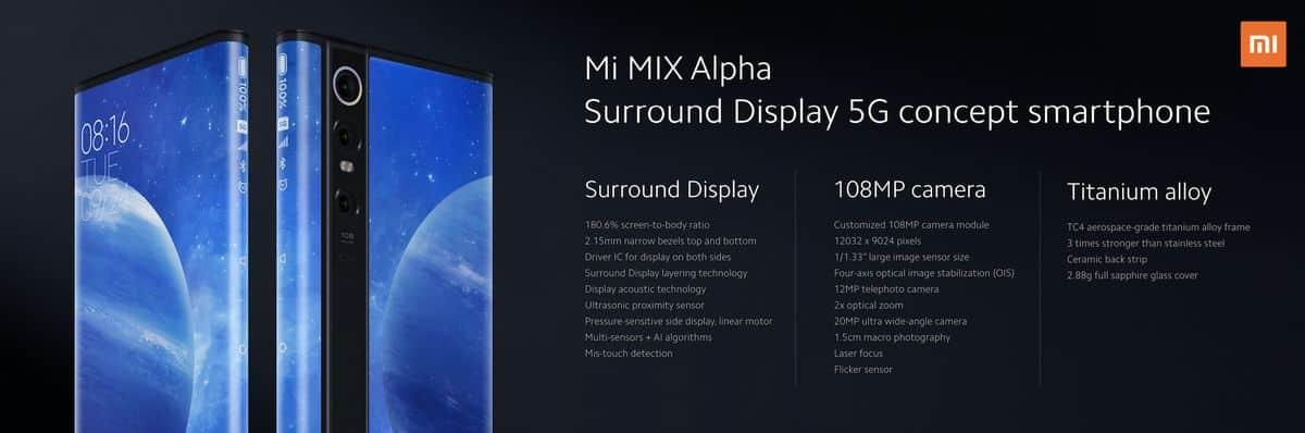 Mi MIX Alpha 12 - เสียวหมี่ นำ Mi MIX Alpha มาโชว์สุดยอดนวัตกรรมการออกแบบสมาร์ทโฟนครั้งแรกในไทย