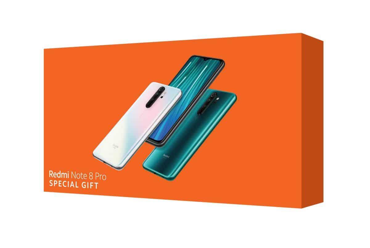 Redmi Note 8 Pro Special Gift - Xiaomi แนะนำทางเลือกหนึ่งในการมองหาของขวัญ ในช่วงเทศกาล