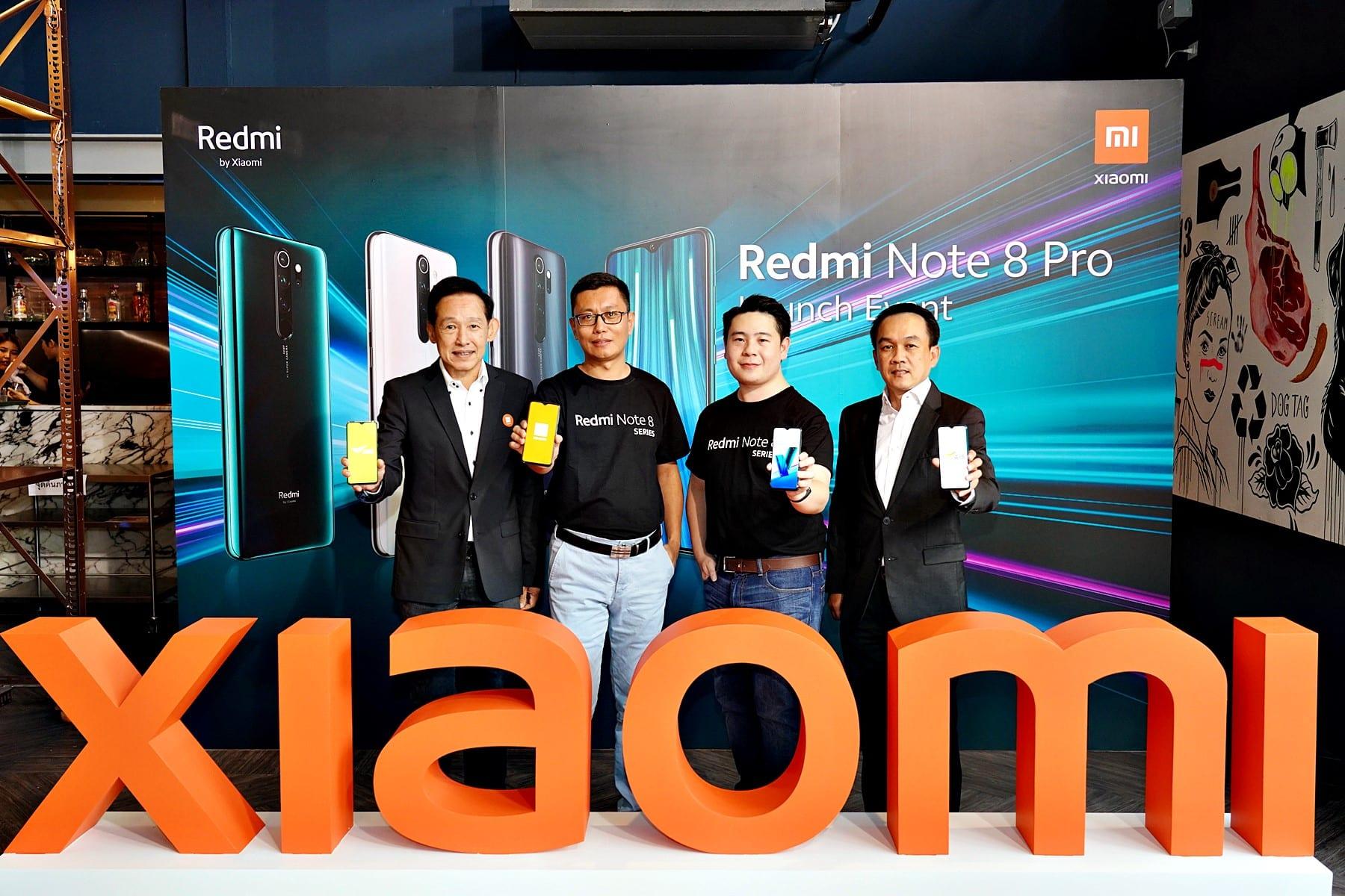 redmi note 8 03 - Redmi Note 8 Pro สมาร์ทโฟนระดับกลางและอุปกรณ์อัจฉริยะ กล้อง 64 ล้าน