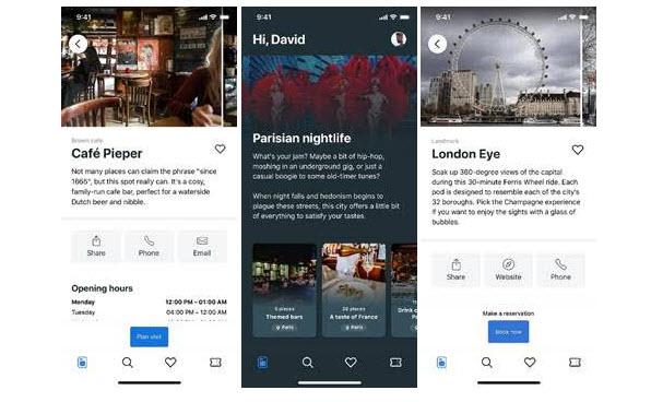 2020 01 17 08 54 34 - Booking.com เปิดตัว CityBook แอปพลิเคชั่นรุ่นทดลอง เวอร์ชั่นใหม่ที่อัมสเตอร์ดัม ลอนดอน และปารีส