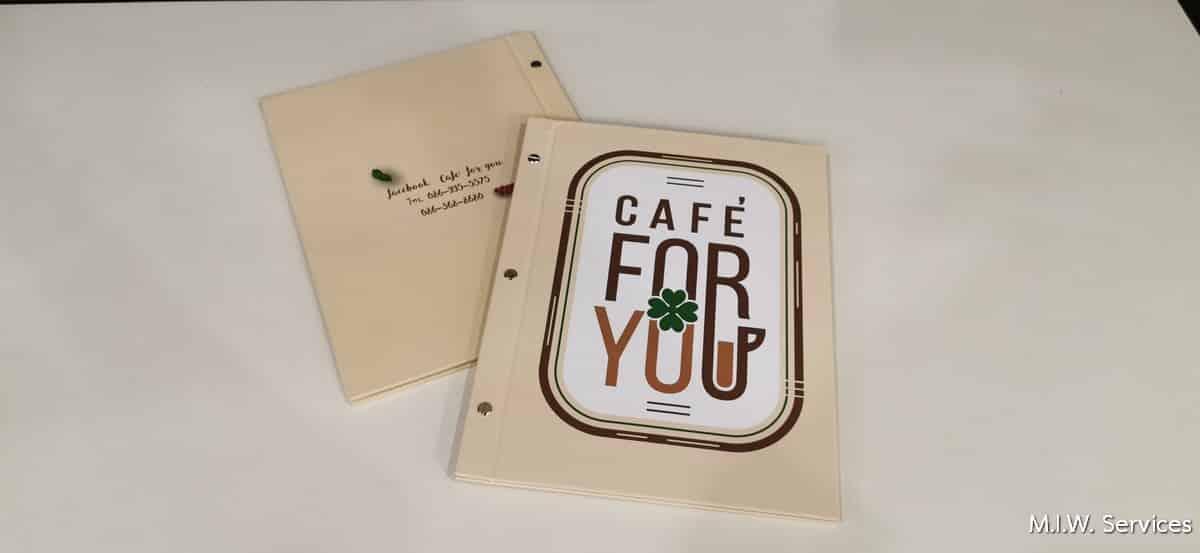 351500 - ตัวอย่างเมนูอาหารหุ้มจั่วปังร้าน Café for you