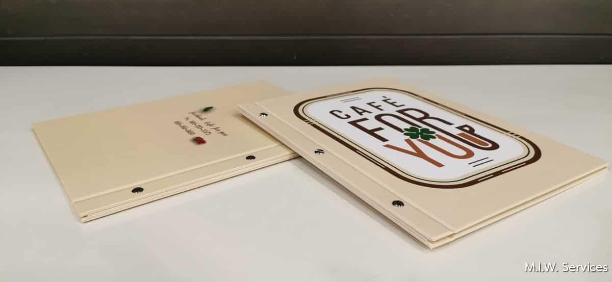351505 - ตัวอย่างเมนูอาหารหุ้มจั่วปังร้าน Café for you