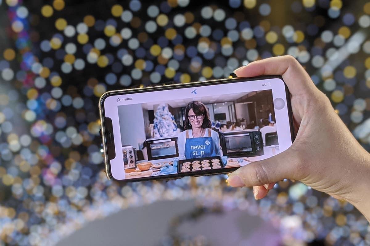 dtac NewYear2010 A - ดีแทคเผยยอด Data ช่วงปีใหม่ เวลา 20:00-21:00 น. สูง สุด แอป Facebook ครองแชมป์
