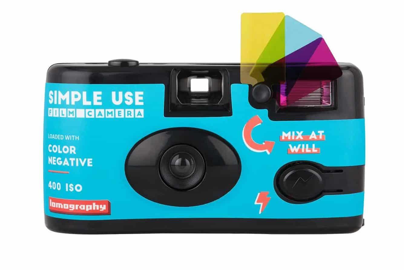4. Lomography Simple Use Color Negative 400 e1582273488959 - แนะนำ 4 กล้องฟิล์มใช้แล้วทิ้ง ซื้อง่าย ราคาไม่แพง ถ่ายรูปคล่อง