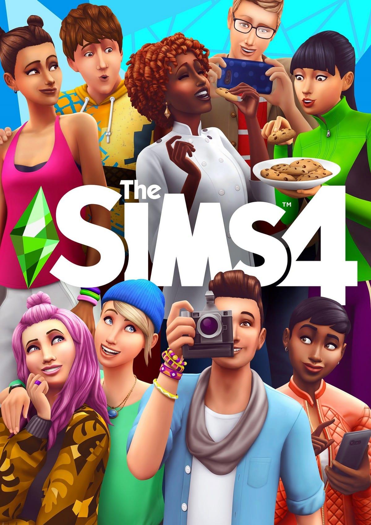 SIMS4 Main Game Key Art RGB MASTER Crop - The Sims ฉลองครบรอบ 20 ปีแห่งการเป็นเกมจำลองชีวิต