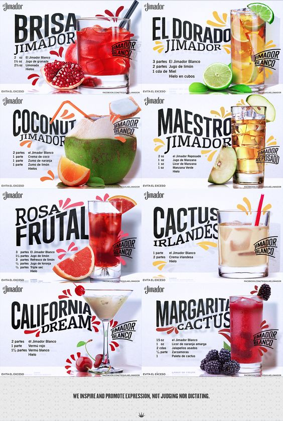 menu 1 - 10 ตัวอย่างเมนูเครื่องดื่ม ร้านอาหาร ดีไซน์สวย ชวนดื่ม