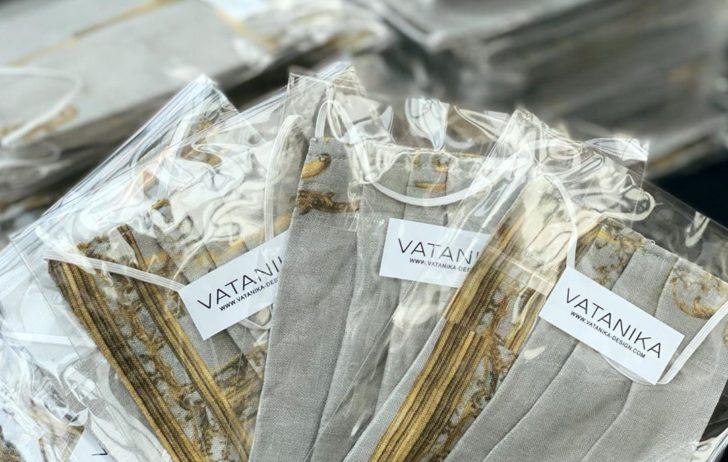 001 VATANIKA - แนะนำหน้ากากผ้าป้องกันโควิด-19 จาก 10 แบรนด์ดัง