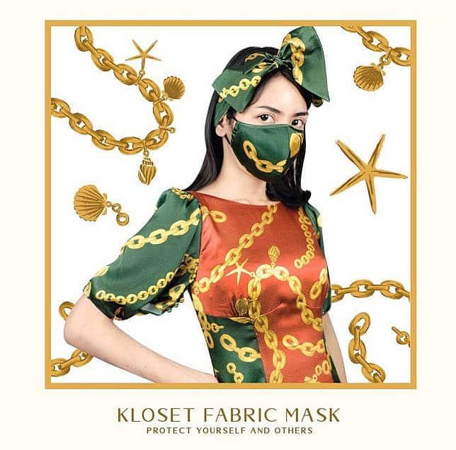 007 Kloset - แนะนำหน้ากากผ้าป้องกันโควิด-19 จาก 10 แบรนด์ดัง
