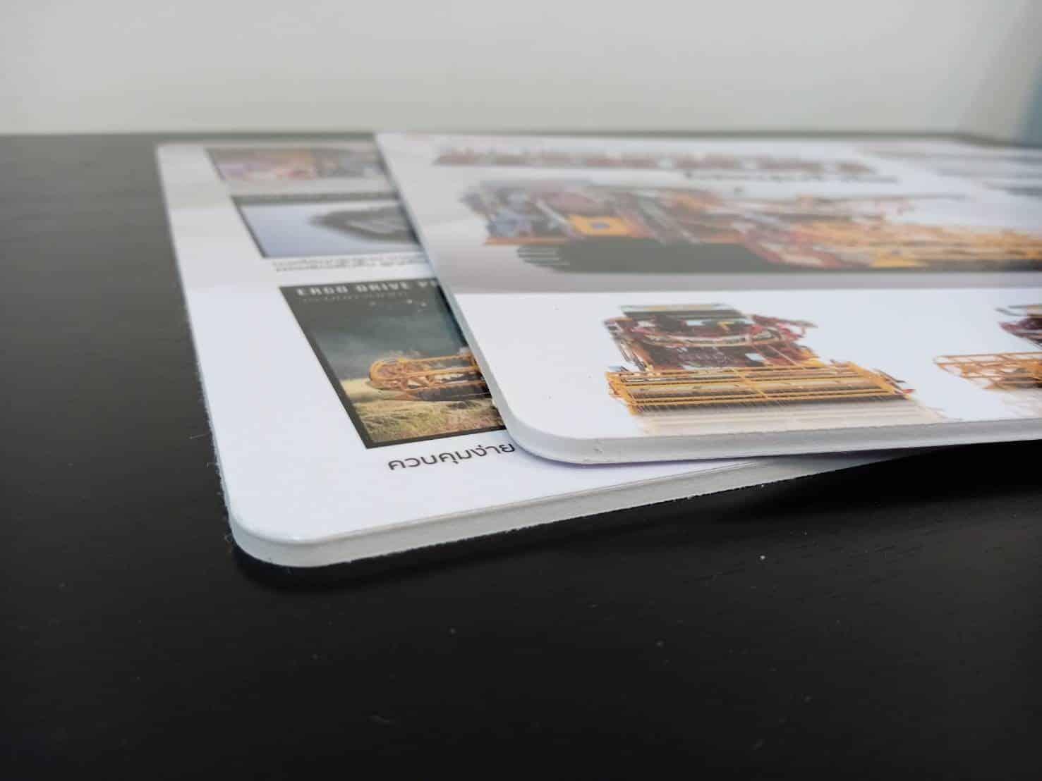 282341 - ตัวอย่างงานแผ่นแค็ตตาล็อกสินค้า: รถเกี่ยวข้าว รุ่น ไอ้หนุ่มไวไฟ S9000 ALL NEW PRO