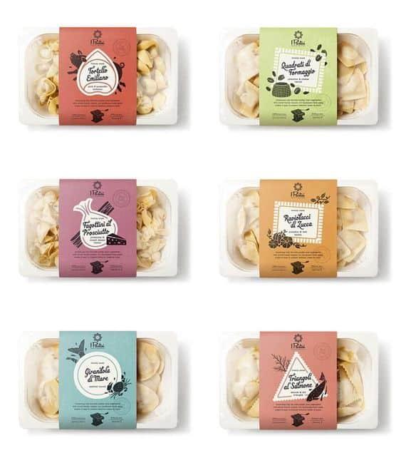 box strap 08 - 10 ตัวอย่างงานออกแบบและพิมพ์สายคาดกล่องอาหารสวย ๆ เพื่อเป็นไอเดียกับร้านตัวเอง