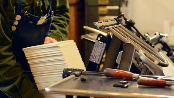 printing 04 - ทำความรู้จักกับงานพิมพ์แต่ละประเภท ที่ยังคงได้รับความนิยมอยู่