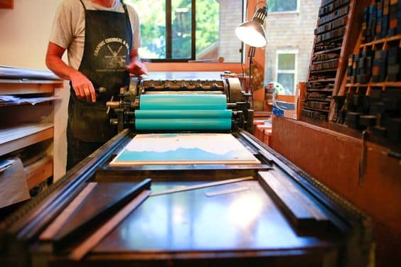 printing 06 - ทำความรู้จักกับงานพิมพ์แต่ละประเภท ที่ยังคงได้รับความนิยมอยู่