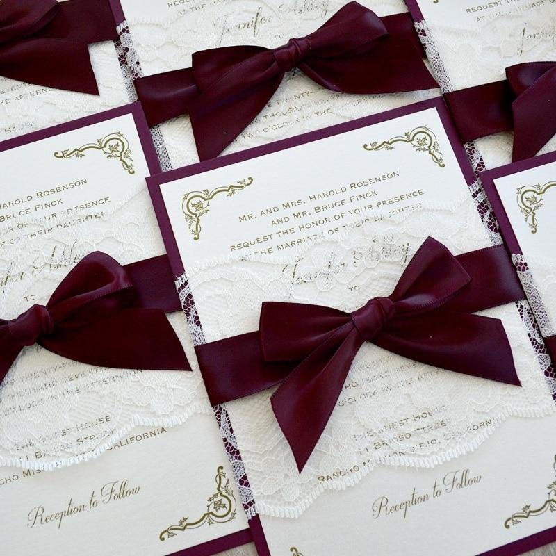 wedding card 02 - พาชม 10 ตัวอย่างการ์ดเชิญงานแต่ง ที่ออกแบบมาสวยหรู ดูไฮโซ