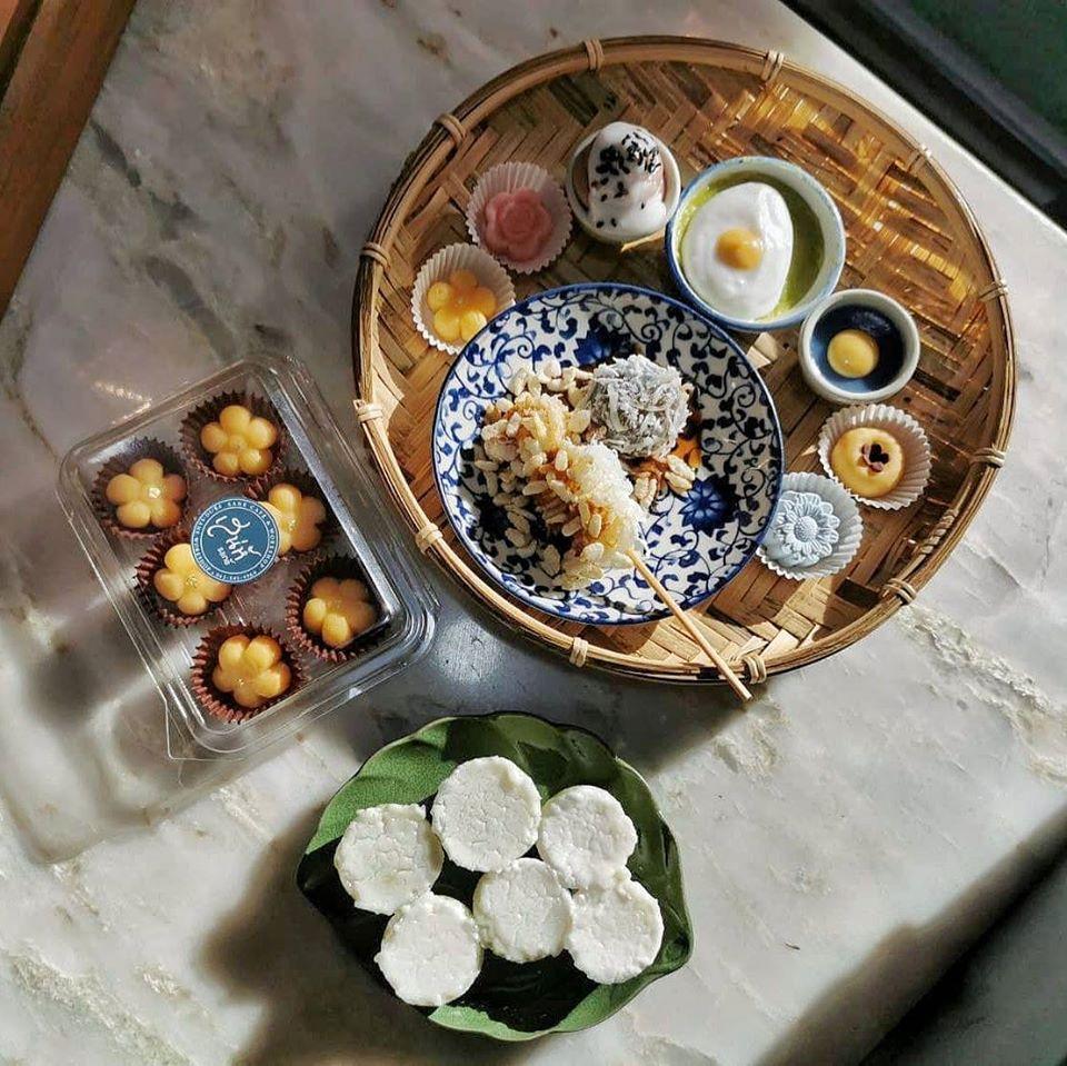 01 - 6 คาเฟ่ขนมไทย ที่สายหวานไม่ควรพลาด !