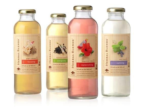 Drink sticker 08 - 10 ตัวอย่างสติ๊กเกอร์ติดขวดเครื่องดื่ม ดีไซน์สวย ช่วยเพิ่มมูลค่าให้กับสินค้า