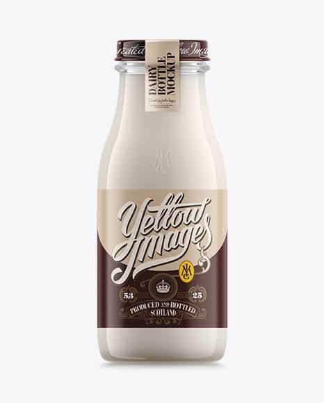 Drink sticker 14 - 10 ตัวอย่างสติ๊กเกอร์ติดขวดเครื่องดื่ม ดีไซน์สวย ช่วยเพิ่มมูลค่าให้กับสินค้า